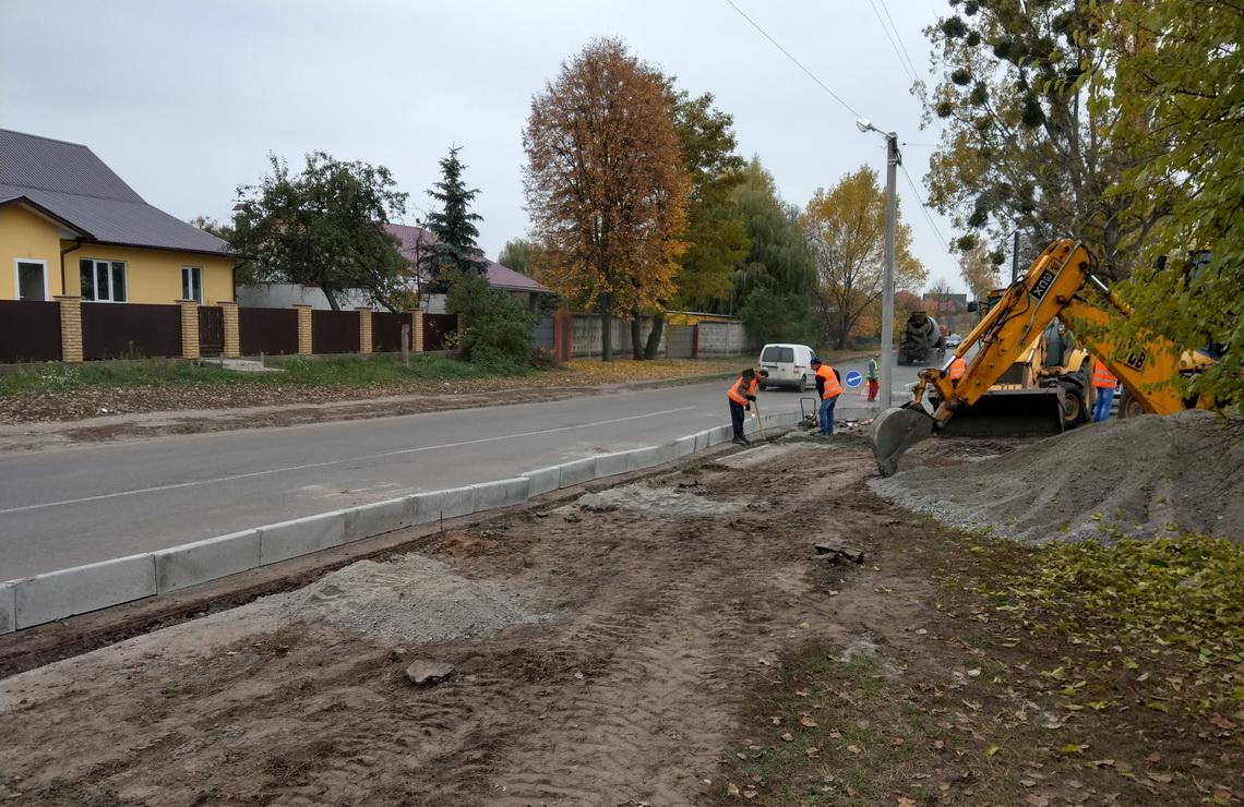 ТОВ «Автогран» - Дорожные работы и асфальтирование г.Макаров