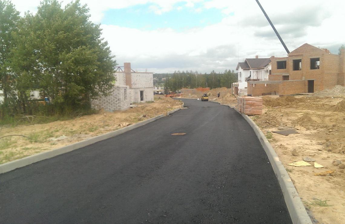 ТОВ «Автогран» - Дорожное строительство в Green Hills