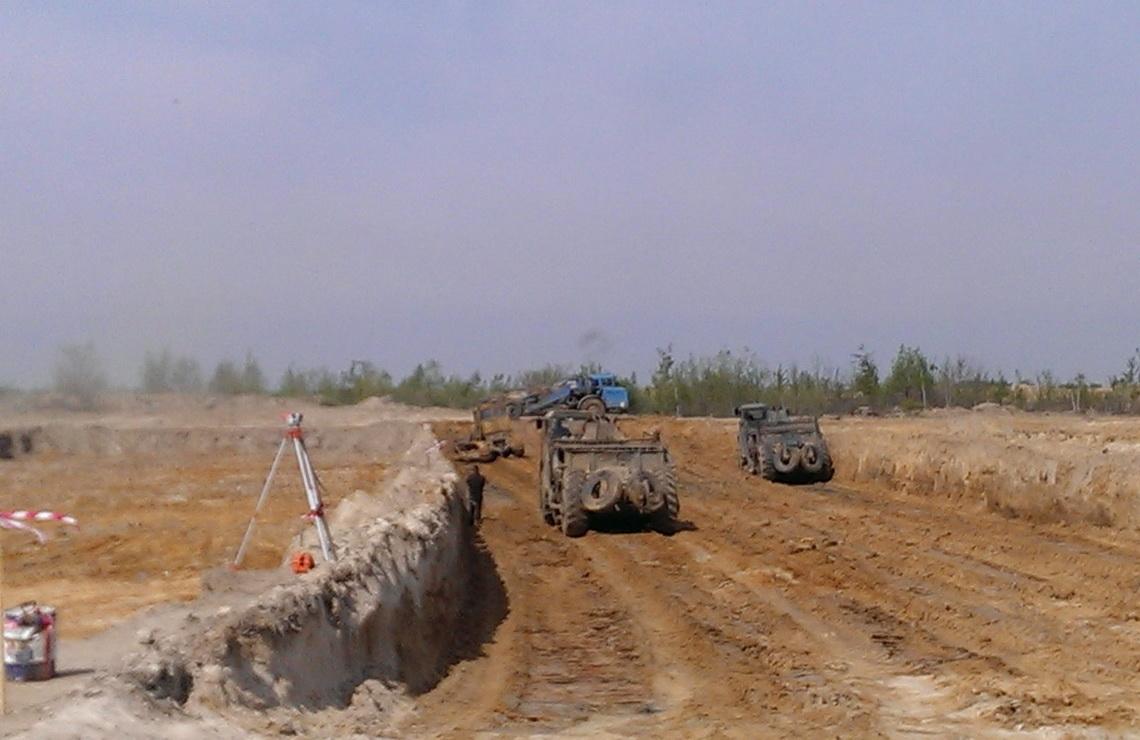 ТОВ «Автогран» - Земляные работы Коростень