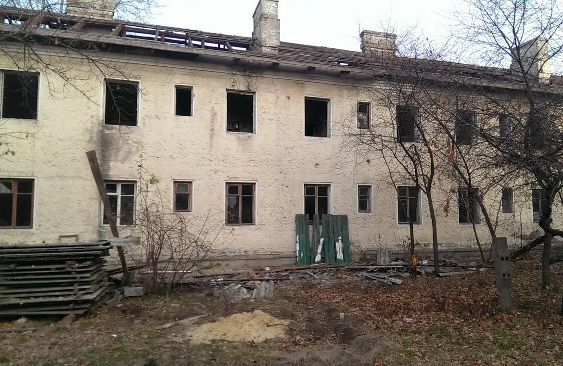 ТОВ «Автогран» - Снос аварийных домов Соцгород