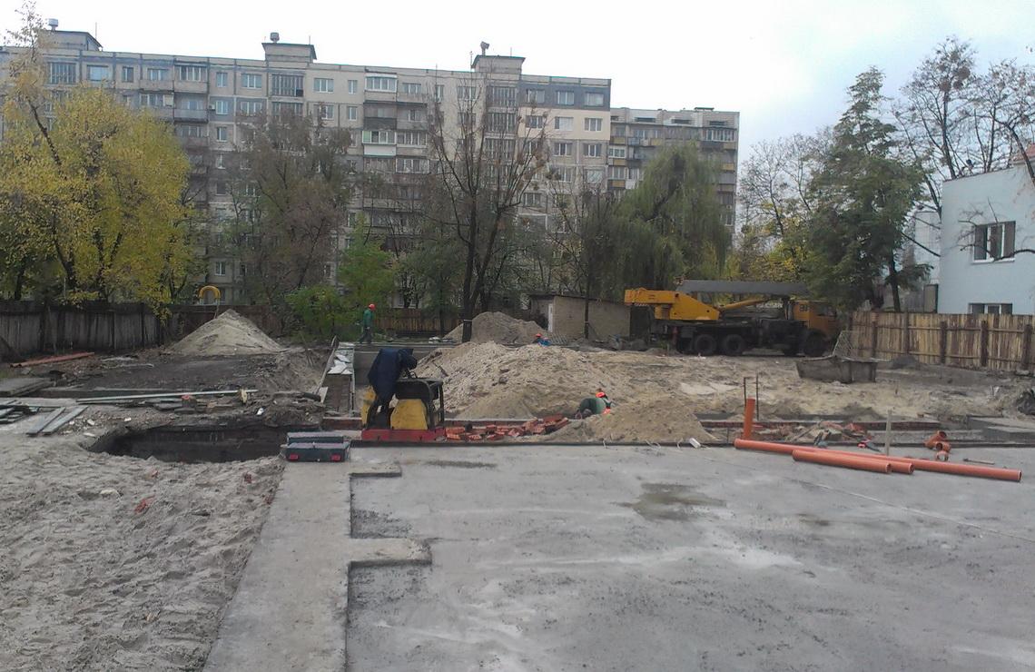 ТОВ «Автогран» - Генподряд на строительство детдома
